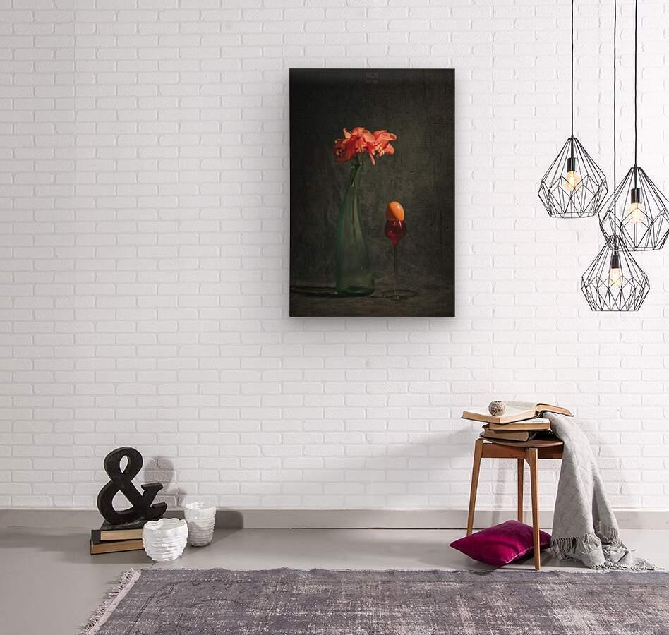 Etude Zen 3k  Wood print