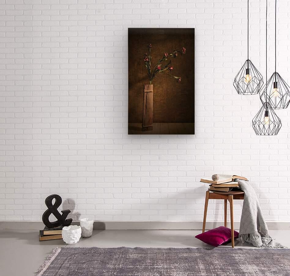 Etude Zen 7a  Wood print