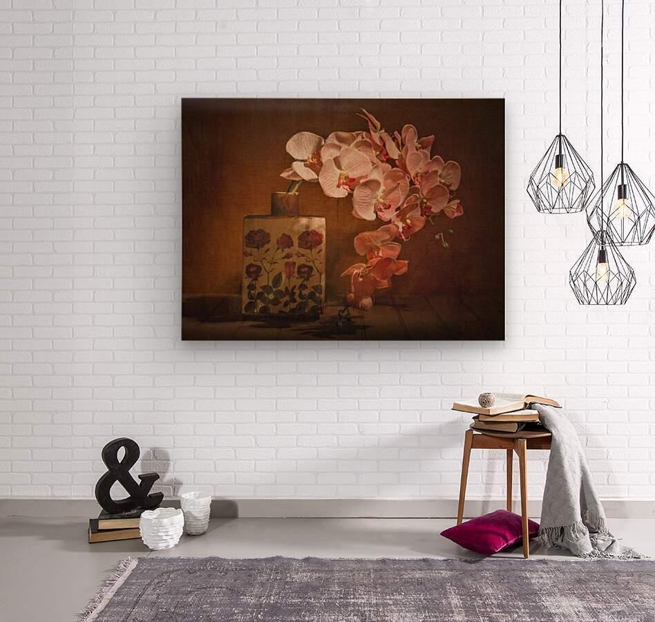 Etude Zen 7e  Wood print