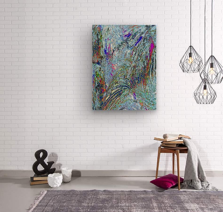 Mirda  Wood print