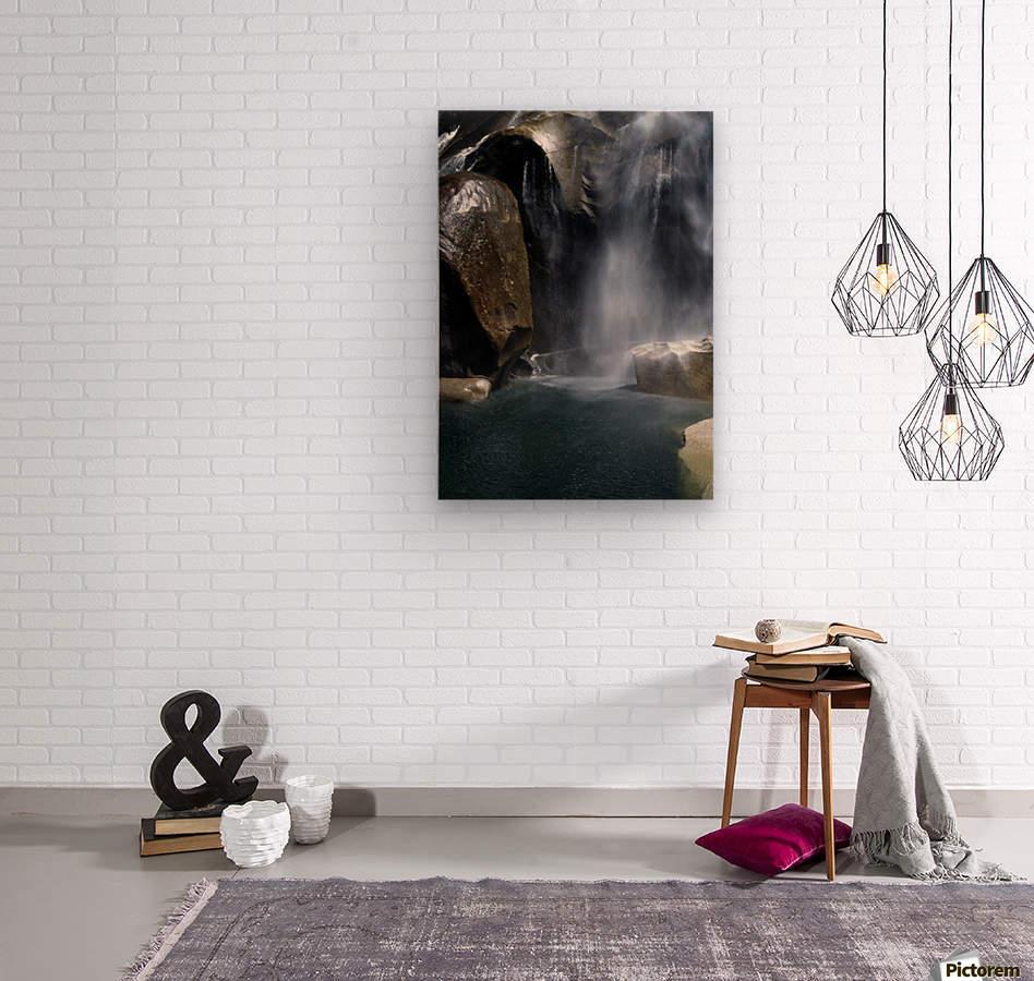 landscape_2_0205  Wood print