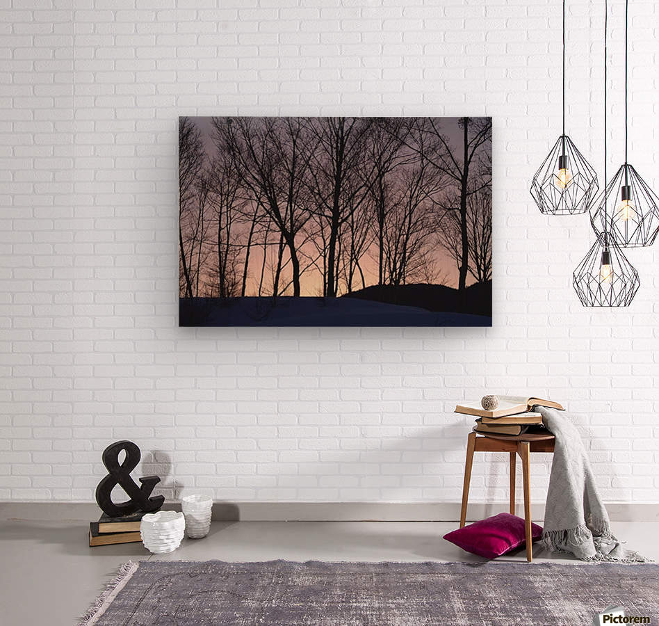 landscape_2_1031  Wood print