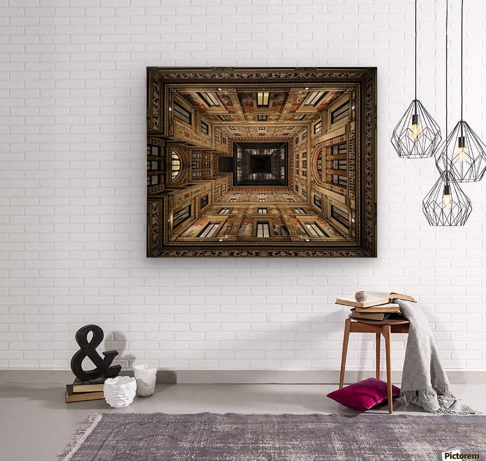 Galleria Sciarra  Wood print