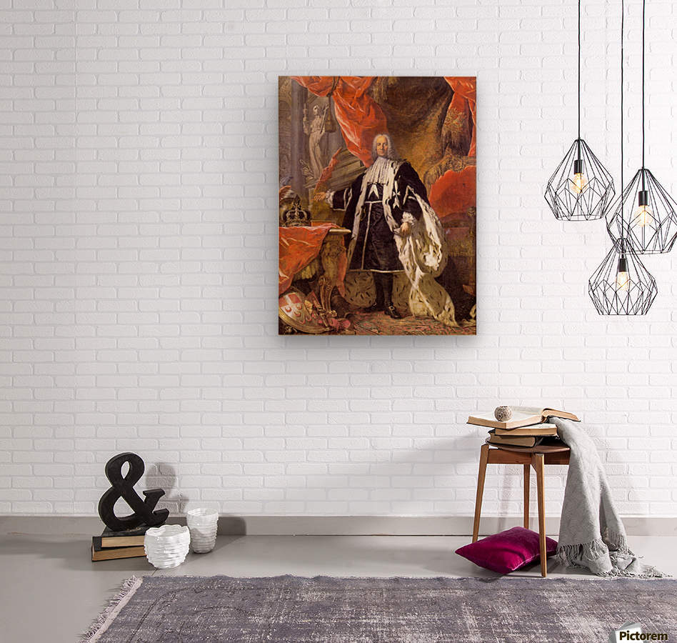 Emmanuel Pinto  Wood print