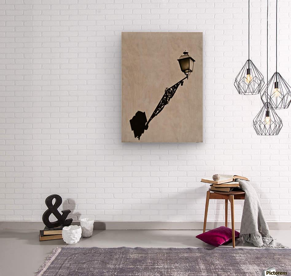 Modena 2  Wood print