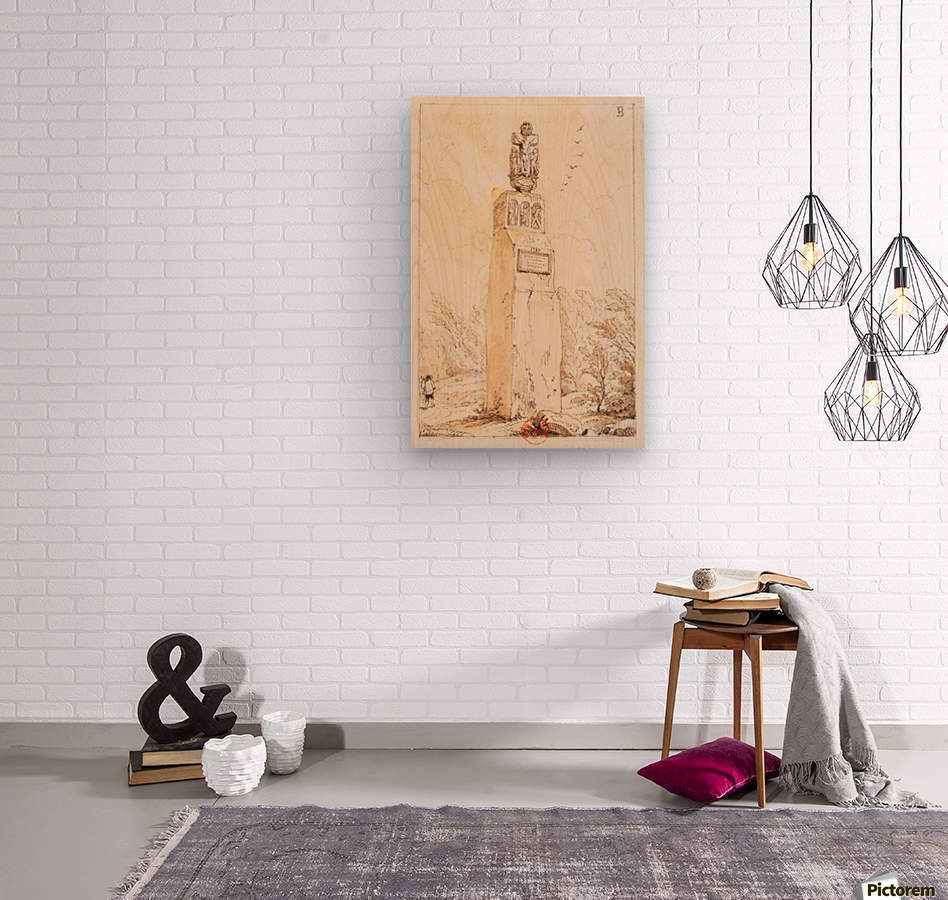 Christ de Breitenstein  Wood print