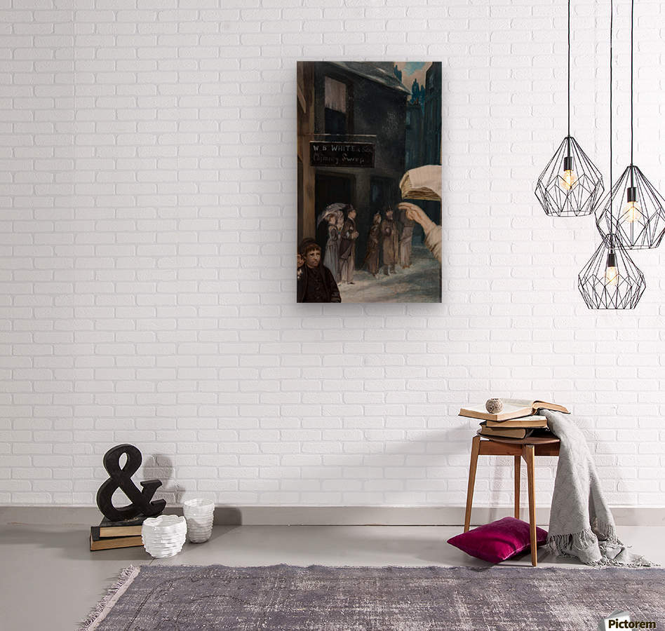 The Chimney Sweep Store  Wood print