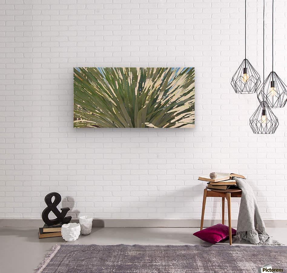 fandango  Wood print