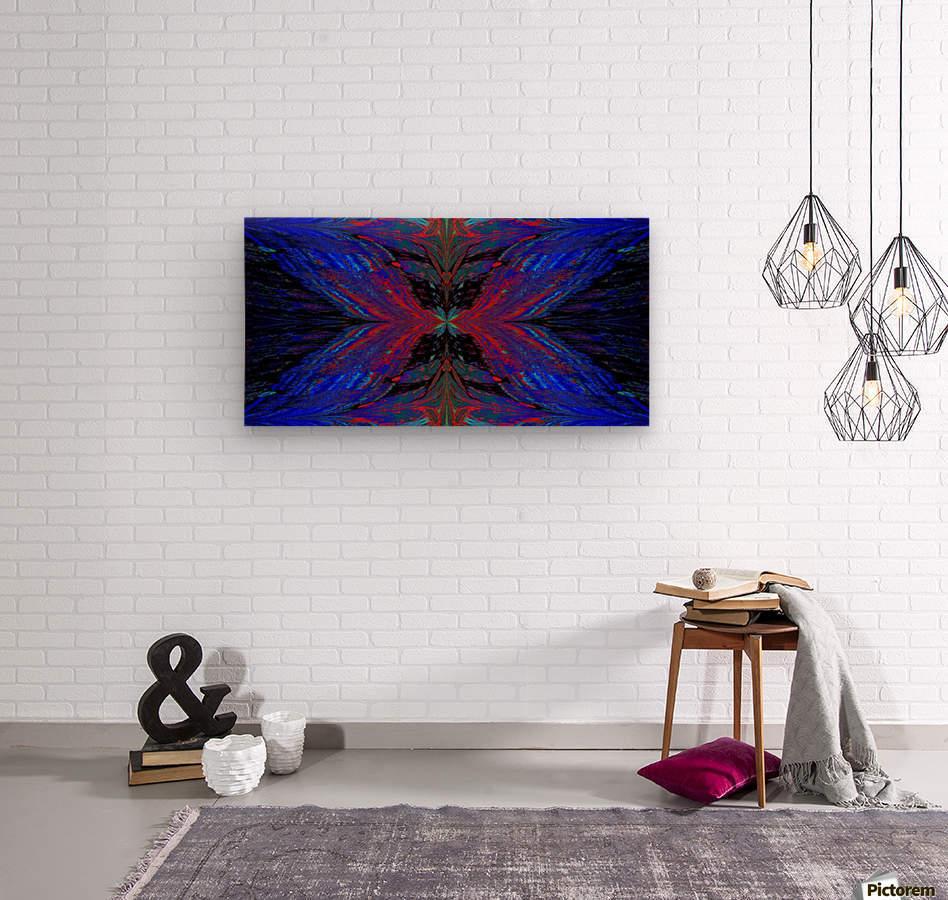 Butterflies For Anastacia 25  Wood print