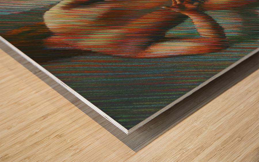 Into the light - 15-06-17 Wood print