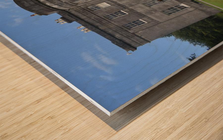LISSADELL HOUSE & GARDENS Wood print