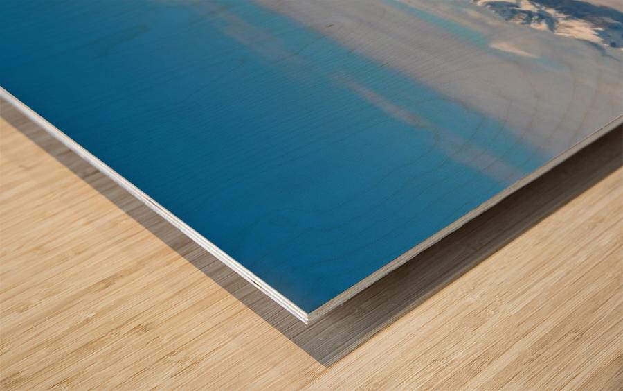 PanoramaSudTirol Wood print