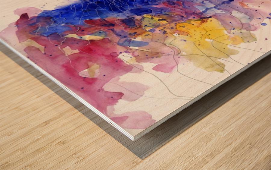 manpro Wood print
