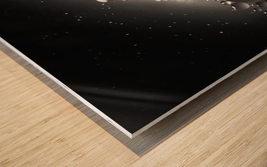Micro Galaxy - Micro Galaxie Wood print