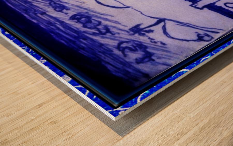 Pierson 001 Wood print
