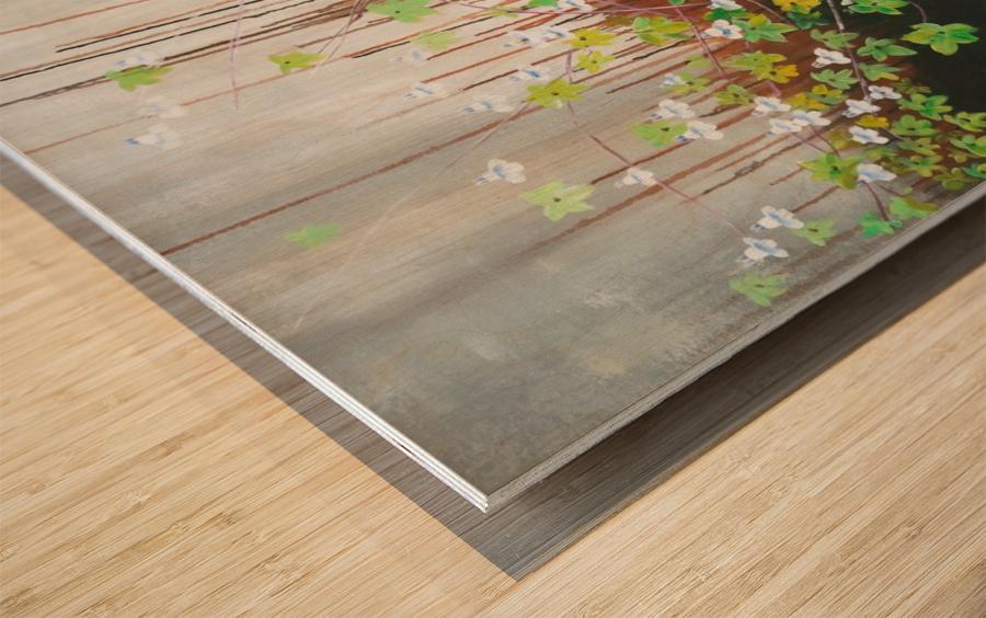 Rift Wood print