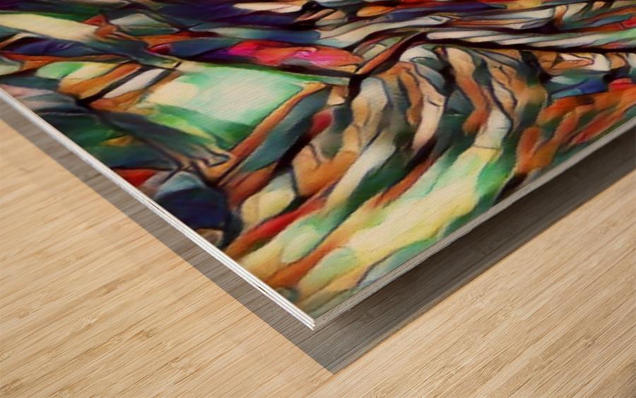 ripico Wood print