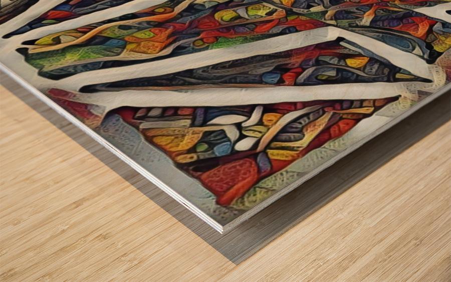 crusirkle Wood print