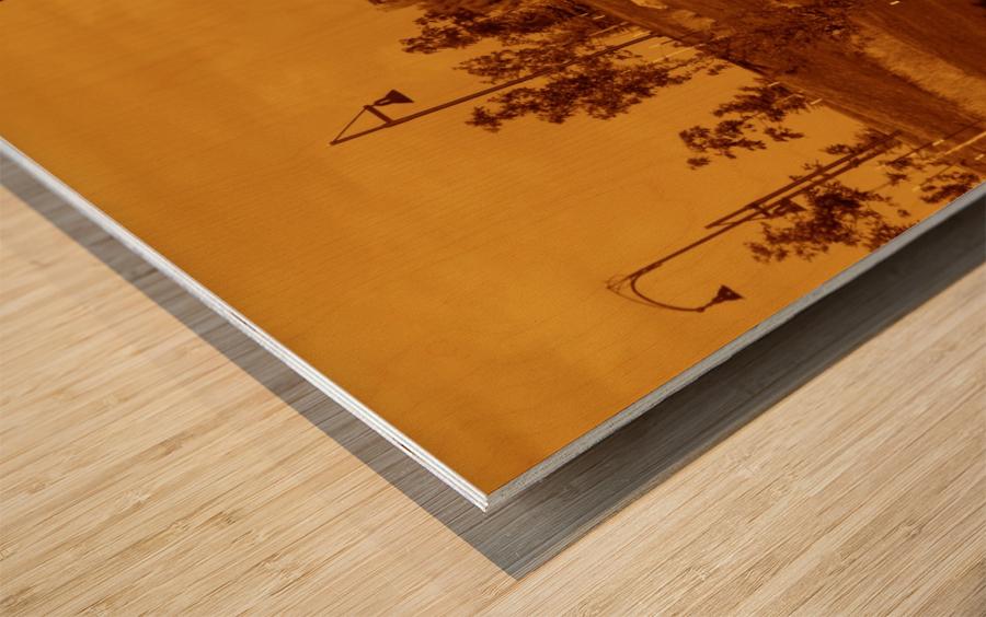 G (6) Wood print