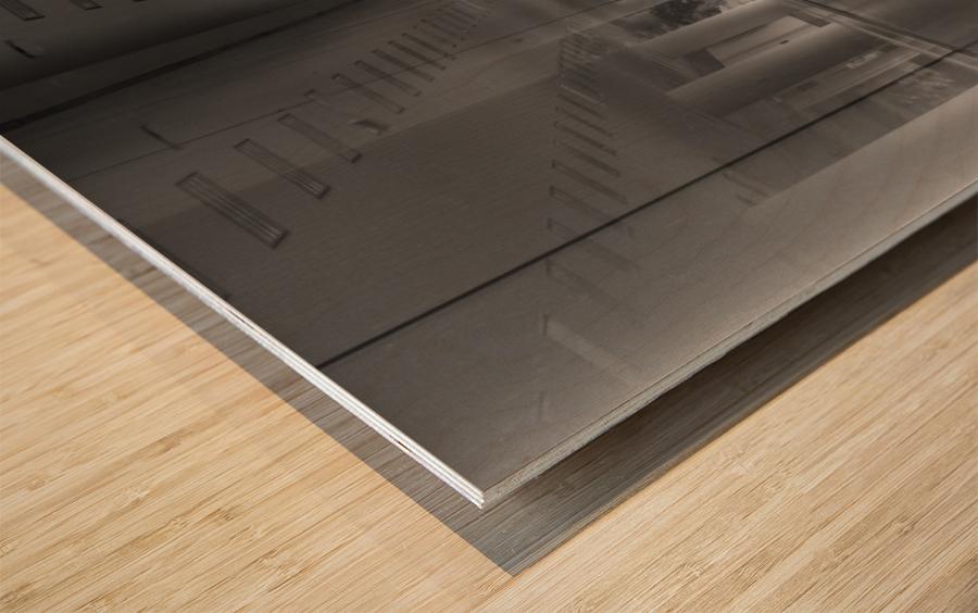 Weyer 4th N Wood print
