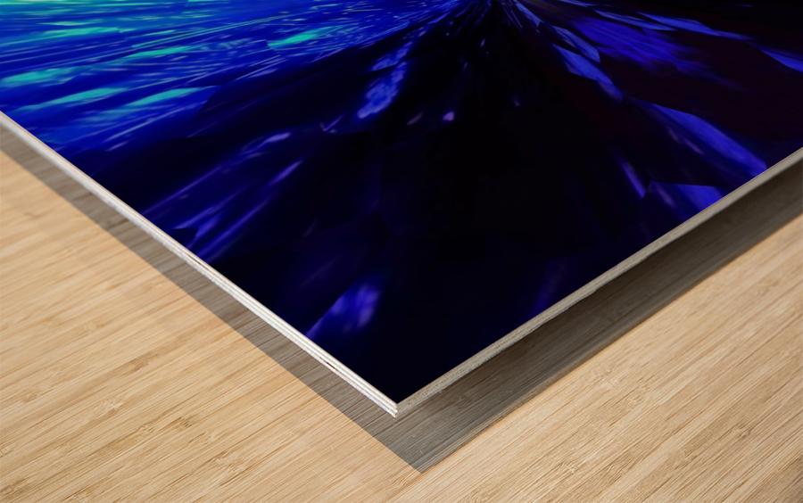 222_mirror14 Wood print