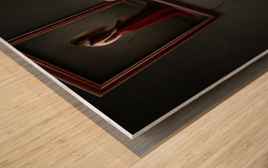 Pretense Wood print