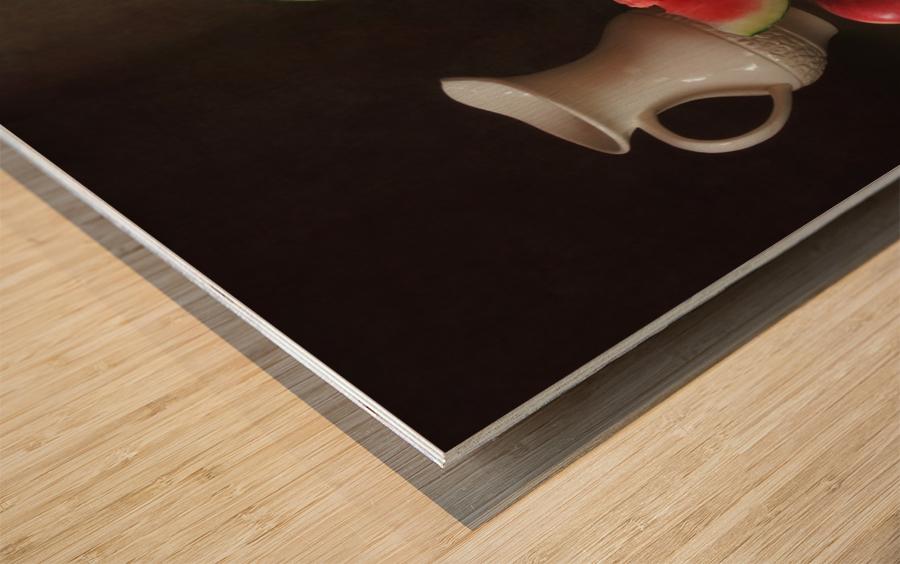 D¡ D°N€D±NƒD·D¾D¼ Wood print