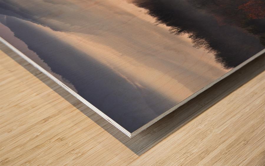 These Magic Moments Wood print