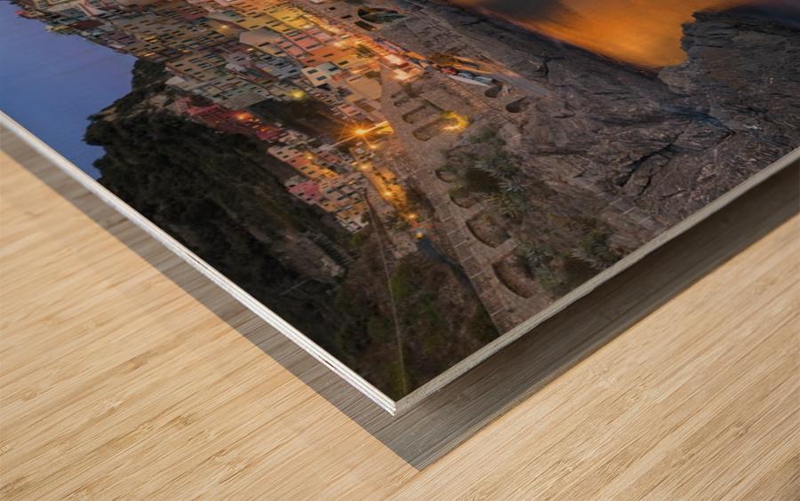 Manarola Lifestyle Wood print