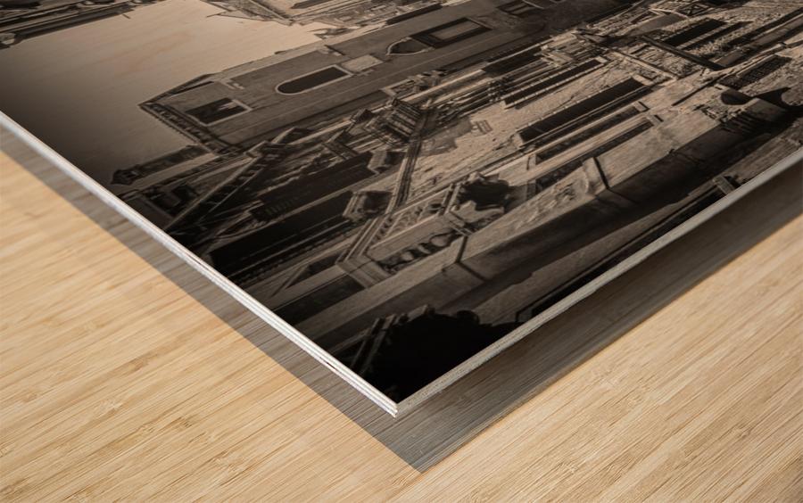 Gondolieri Wood print