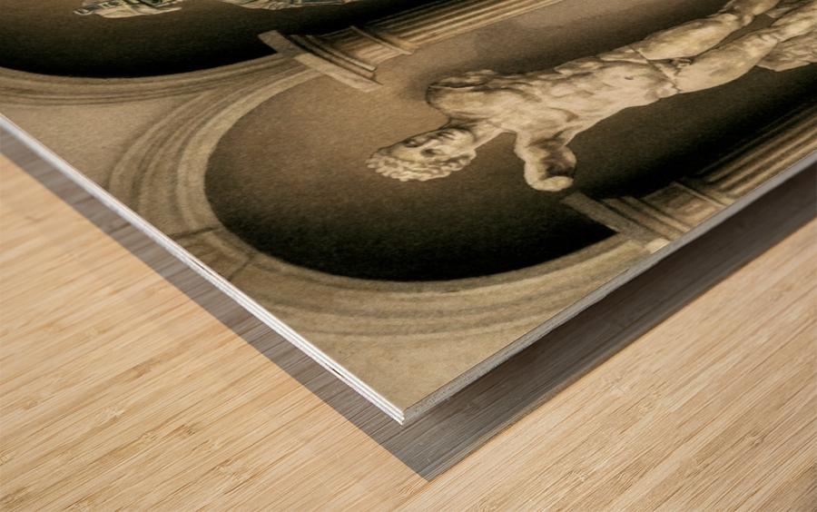 13 Krzysztof Grzondziel Wood print