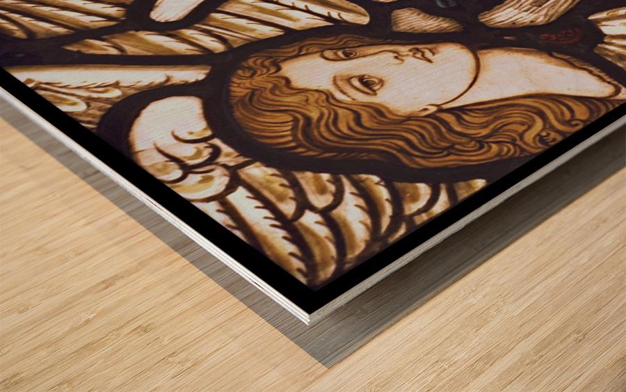 Edward Burne Jones 22 Wood print