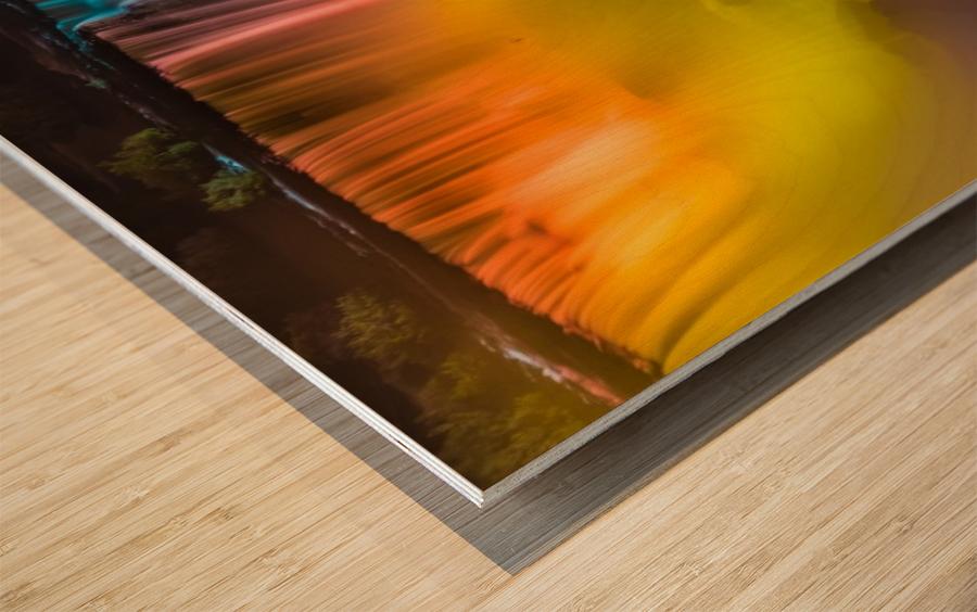 NIAGARA FALLS 10 Wood print