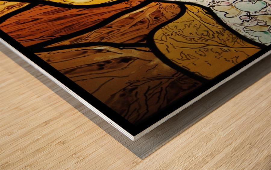 Snow White 1 Wood print