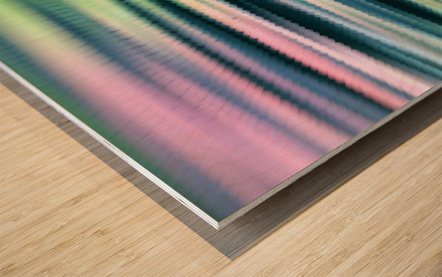 PRO. (2) Wood print