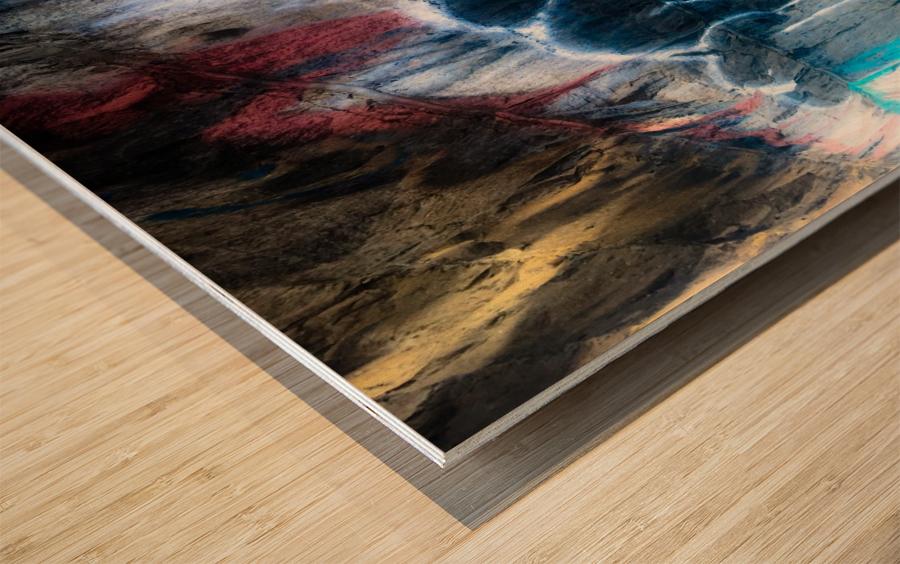 Create Impression sur bois