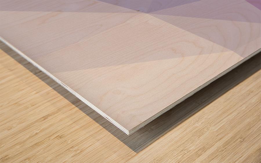 patterns polygon 3D (3)_1557106641 Wood print