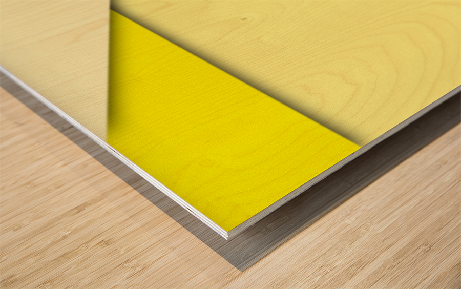 cool abstract (9) Wood print