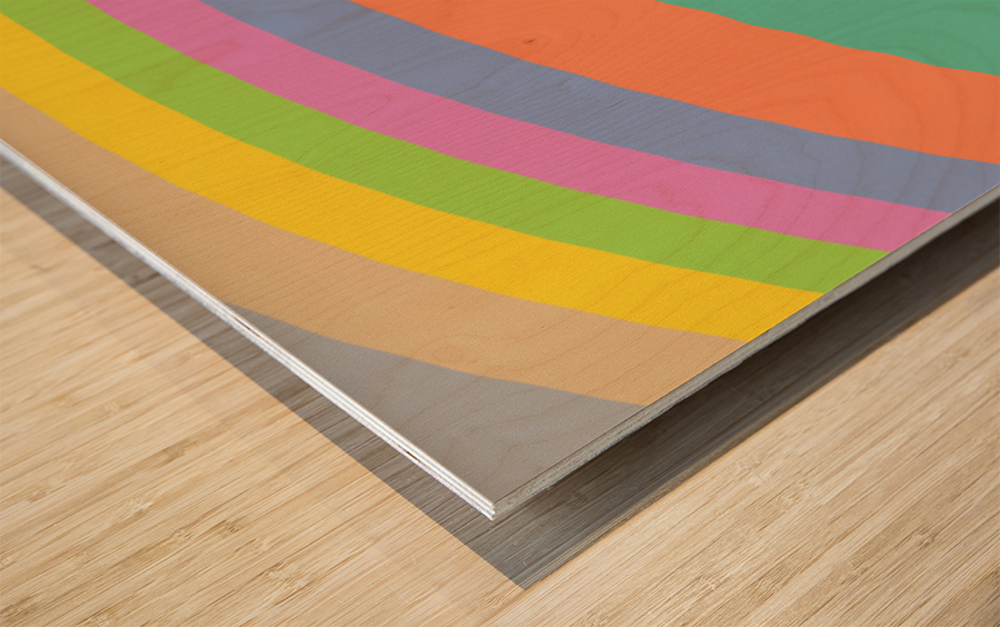 New Popular Beautiful Patterns Cool Design Best Abstract Art (18) Wood print