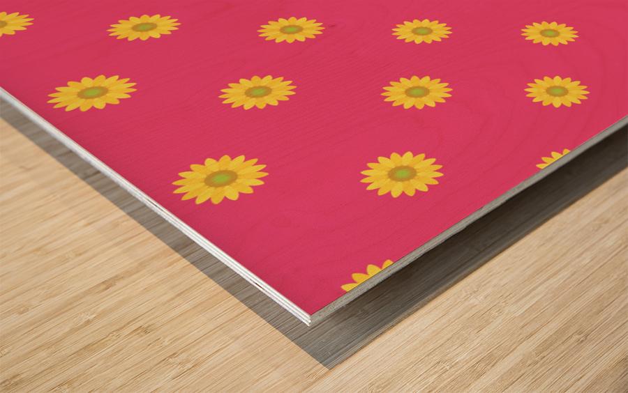 Sunflower (33)_1559875863.009 Wood print
