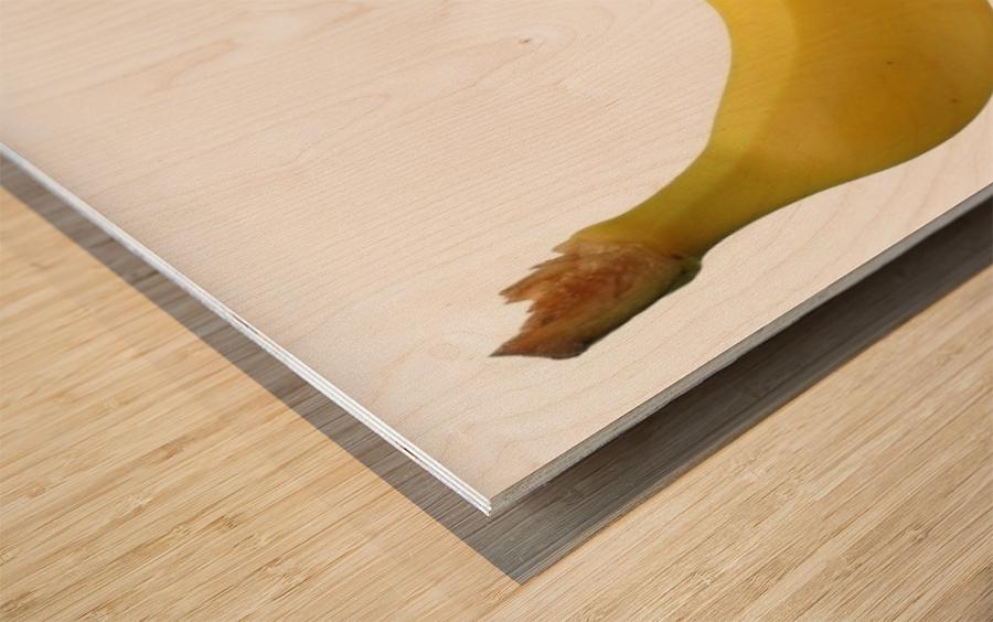 Genetically Modified Wood print