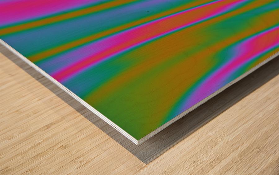 COOL DESIGN  (66) Wood print