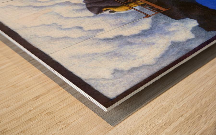 Pawel Kuczynski 21 Wood print