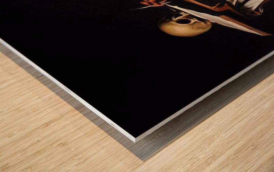 San Gerolamo Wood print