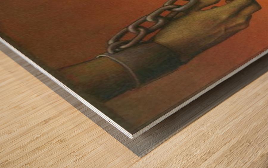 PawelKuczynski43 Wood print