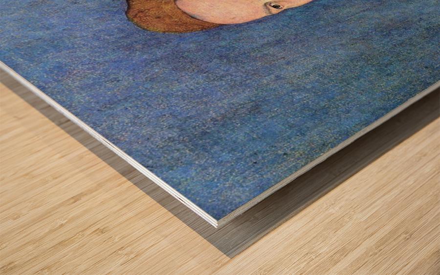 Jacob Fugger Wood print