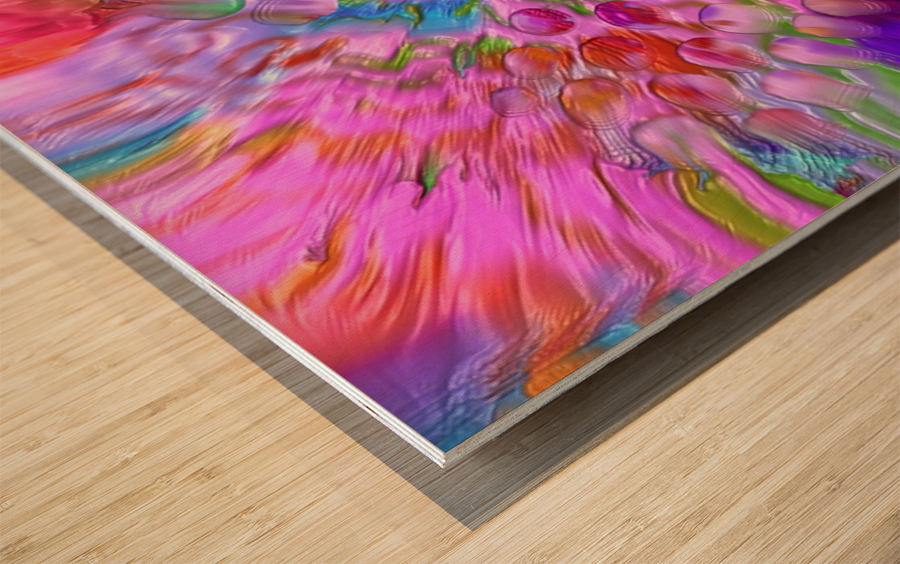 65 Wood print