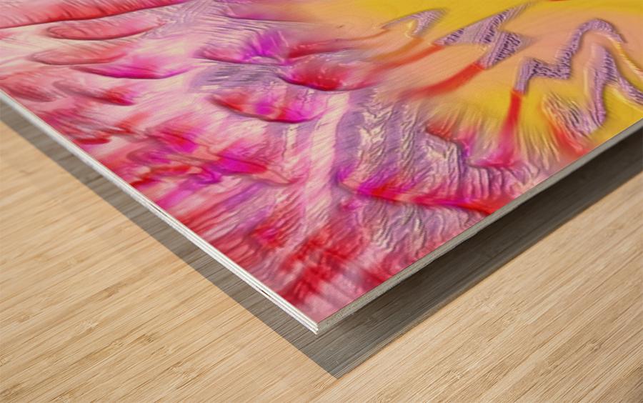 35 Wood print