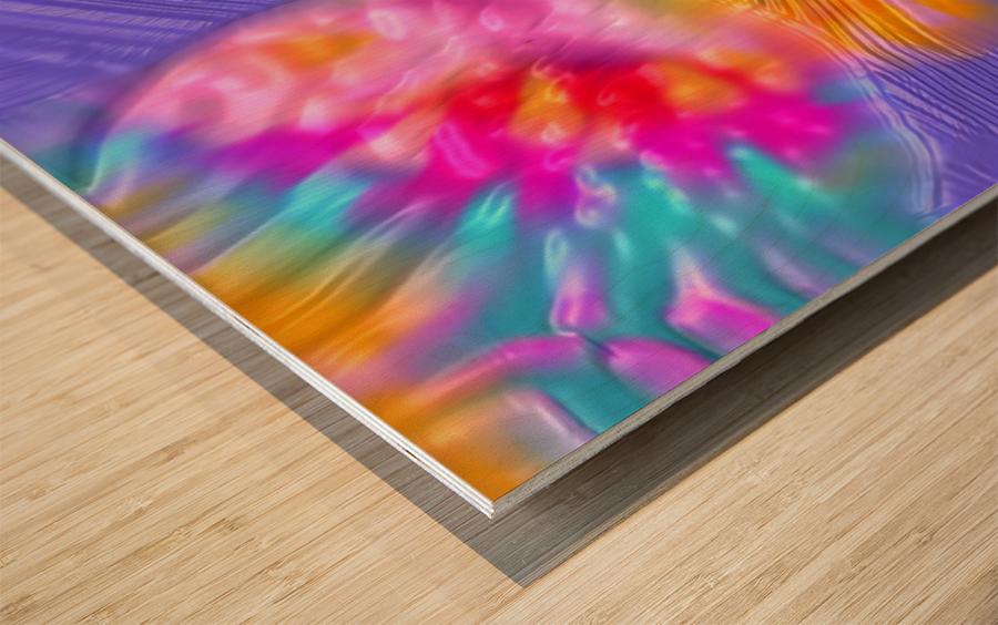 38 Wood print