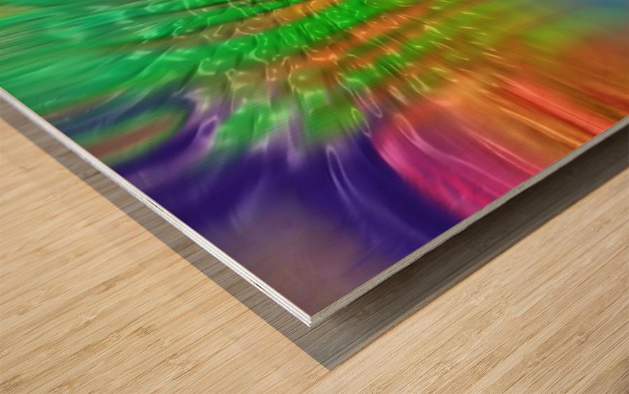 207 Wood print